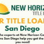 New Horizon Car Title Loans