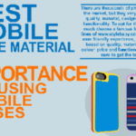 Mobile Cases and Cover Infographics