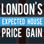 London's Expected House Price Gain
