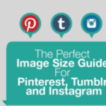 The Perfect Image Size Guide for Pinterest, Instagram and Tumblr