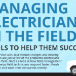 Managing Electricians in the Field: Tools to Help Them Succeed