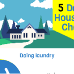 5 Integral Daily House Chores You Shouldn't Avoid