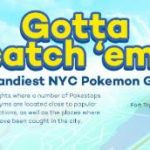 Where to catch Pokemon in New York