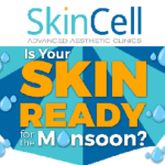 Common Skincare Problems during the Rainy Season