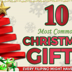 10 Most Common Christmas Gifts You Can Get At Shopping Malls In Cavite