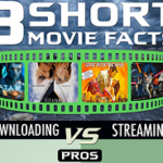 Short Interesting Facts on Streaming Movies