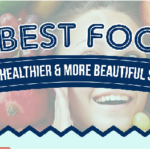 50 Best Foods for Healthier & More Beautiful Skin