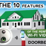 The 10 Features of the Perfect Wi-Fi Video Doorbell