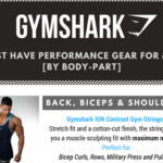 Getting Started With Gymshark: 5 Performance Items For Men