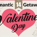 Top 14 Romantic Getaways Valentine's Day