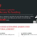 Alternative Lenders over Traditional Lenders