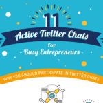 11 Active Twitter Chats For Busy Entrepreneurs