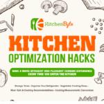 Kitchen Cheat Sheet: The Printable Kitchen Optimization Hacks