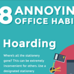 Top 8 Annoying Office Habits