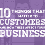 10 Things That Matter to Customers and How These Affect Your Business