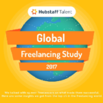 Hubstaff's Global Freelancing Study 2017