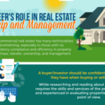 The Engineer's Role in Real Estate Ownership and Management