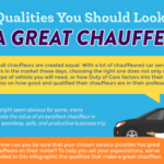 Top Qualities You Should Look for In A Great Chauffeur