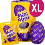 GET EGG-STRA Tesco selling two extra large Cadbury and Nestle Easter eggs for just £8