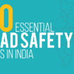 30 Essential Road Safety Rules Infographic]