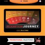 Predator Nutrition Loyalty Program: Unique And Irresistible – Infographic
