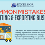Common Mistakes in Import and Export Business