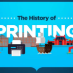 History of Printing (Infographic)