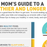 Mom's Guide to A Healthier and Longer Life