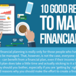 10 Good Reasons To Make A Financial Plan