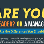 Are You a Leader or a Manager?