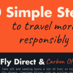 10 Simple Steps to Travel More Responsibly