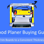 Wood Planer Buying Guide Infographic