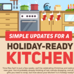 Simple Updates for a Holiday-Ready Kitchen