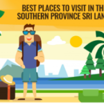 Best Places to Visit in The Southern Province Sri Lanka