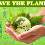 Save Earth Save Life [Infographic]