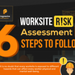 Worksite Risk Assessment: 6 Steps to Follow (infographic)