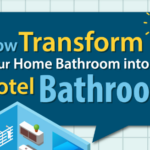 How to Transform your Home Bathroom into a Hotel Bathroom