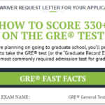 How to Score 330+ on the GRE® Test