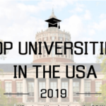 Top Universities in the USA 2019