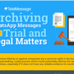 Archiving WhatsApp Messages for Trial and Legal Matters
