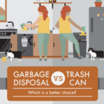 Garbage disposal vs trash can – which is a better choice?