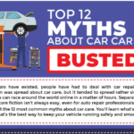 Top 12 Myths About Car Care – Busted!