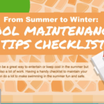 Seasonal Pool Maintenance Checklist