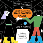 HALLOWEEN BY THE NUMBERS [INFOGRAPHIC]