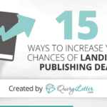15 Ways to Increase Your Chances of Landing a Publishing Deal