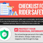 Checklist for Rider Safety