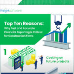 Why Fast and Accurate Financial Reporting is Critical for Construction Firms