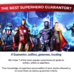 The Best Superhero Guarantor?
