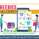The Reasons That Businesses Will Give Away Free Stuff – Infographic
