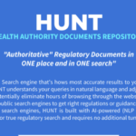 Hunt – Health Authority Documents Repository